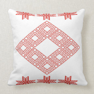 Ornament TIL Throw Cushion