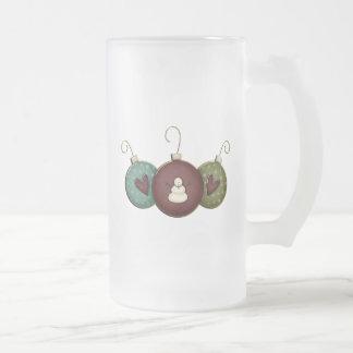 Ornament Trio Mug