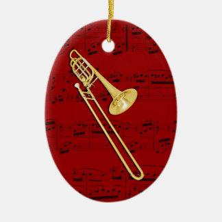 Ornament - Trombone (bass) - Pick your color