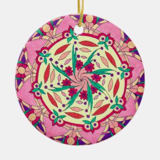 Ornament with Colorart mandala