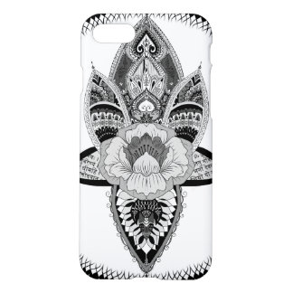 Ornamental flower iPhone7/8 marries iPhone 8/7 Case