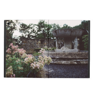 Ornamental Garden, Roses and a Fountain
