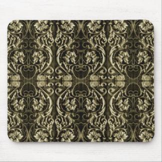 Ornamental Luxury Pattern Mouse Pad