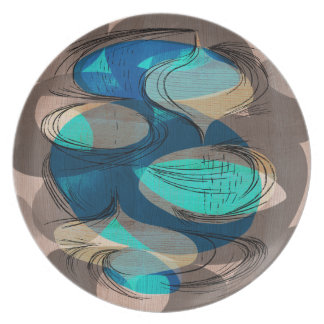 ornamental modernist plate 01