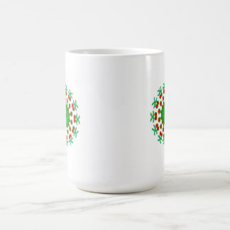 Ornamental Red and Green Products Coffee Mug
