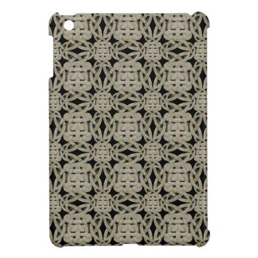 Ornamental Stone Pattern iPad Mini Covers