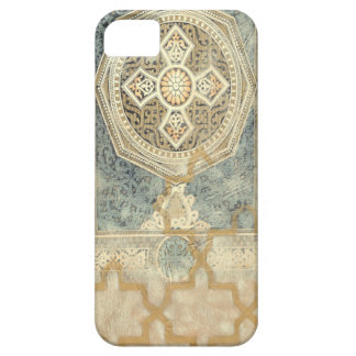 Ornamental Tapestry with Ornate Geometric Design iPhone 5 Case