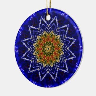 Ornamentation STELLA 05 Ceramic Ornament