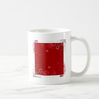ornaments basic white mug