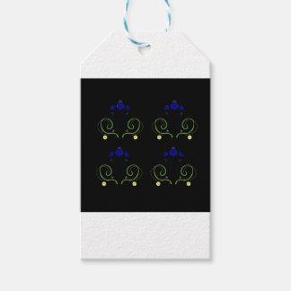 Ornaments black. Original kids tshirts and more. Gift Tags