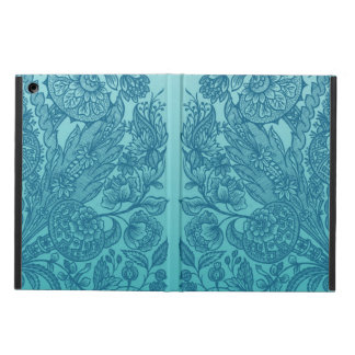 ornaments blue cover for iPad air