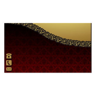"Ornaments Business, 3.5"" x 2.0"", 100 pack, White Business Cards"