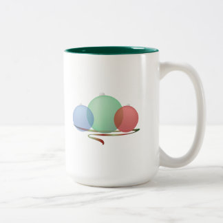 Ornaments Two-Tone Mug
