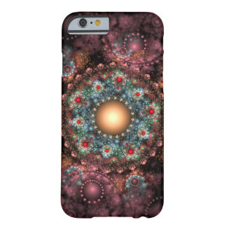 Ornate Brooch Fractal Art Barely There iPhone 6 Case