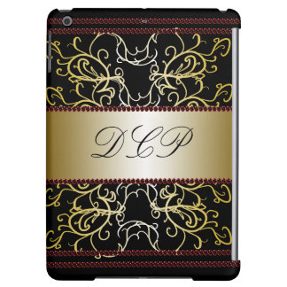 Ornate Elegance Dressy Fancy Fashion Monogrammed