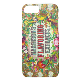 Ornate Extract Advertisement 1853 iPhone 7 Case