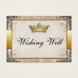 Ornate Fairytale Storybook Wishing Well Cards