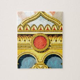 ornate frame jigsaw puzzle