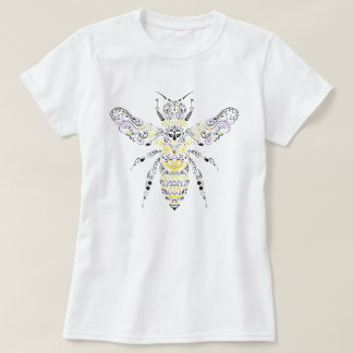 ornate honey bee T-Shirt