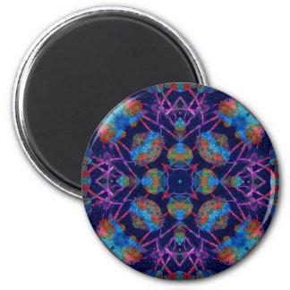 Ornate Mosaic Magnet
