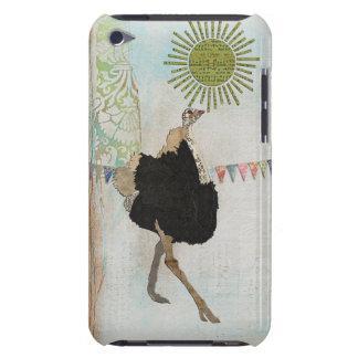 Ornate Ostrich Sunshine iPod Case iPod Touch Case-Mate Case