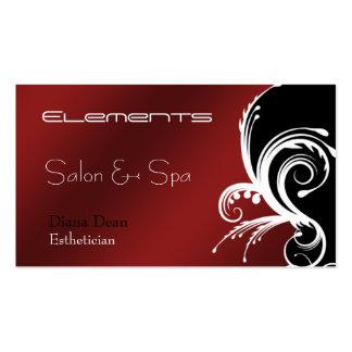 Ornate Salon Business Card