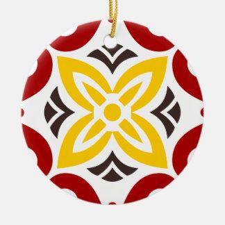 Ornatetile Ceramic Ornament
