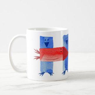 Ornithoblogical: I'm With Her mug