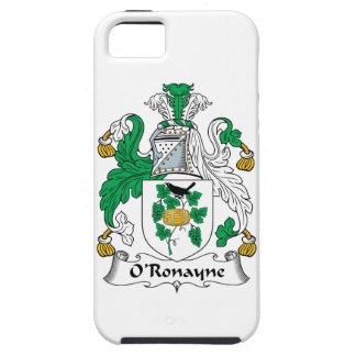 O'Ronayne Family Crest iPhone 5 Cover