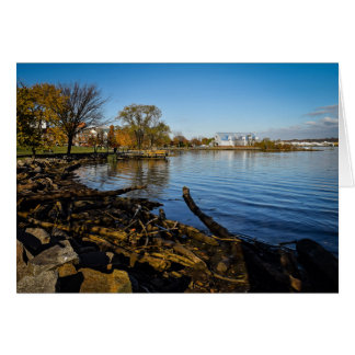 Oronoco Bay - Blank Greeting Card