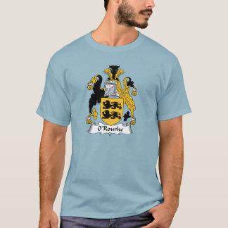 O'Rourke Family Crest T-Shirt