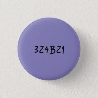 Orphan Black badge / button - Cosima purple 324b21
