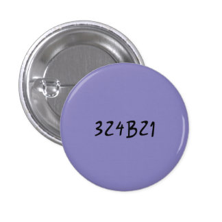 Orphan Black badge / button - Cosima purple 324b21