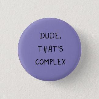 Orphan Black badge / button - Cosima quote