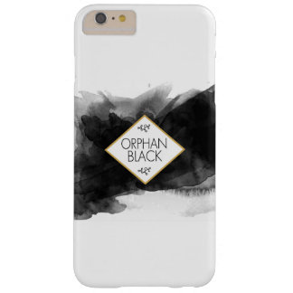 Orphan Black Black Watercolor Barely There iPhone 6 Plus Case