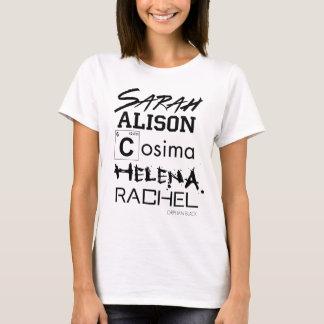 Orphan Black | Clone Club Sisters T-Shirt