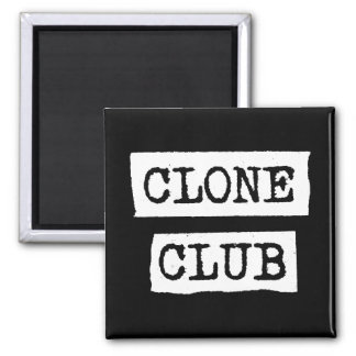Orphan Black | Clone Club Typography Magnet