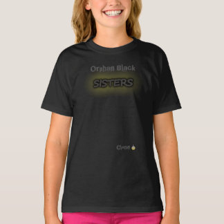 Orphan Black Clone Sisters T-Shirt