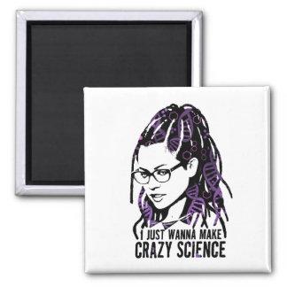 Orphan Black | Cosima - Crazy Science Magnet