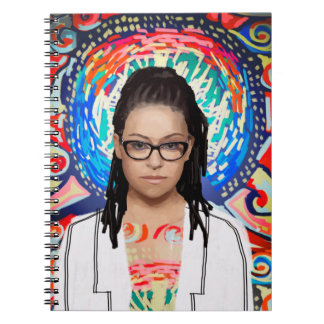 Orphan Black   Cosima Niehaus - Geek Chic Notebook