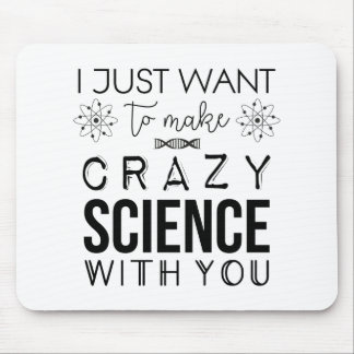 Orphan Black Crazy Science Mousepad