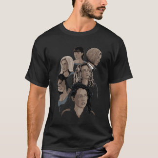 Orphan Black Illustrated Shirt