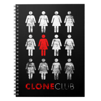 Orphan Black | Leda Clone Club Notebooks