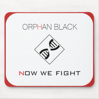 "Orphan Black ""Now We Fight"" Mousepad"