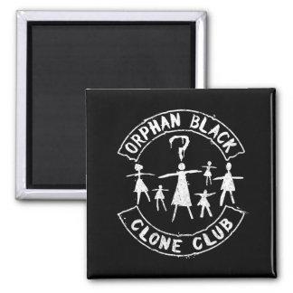 Orphan Black   Stick Figure Clone Club Magnet