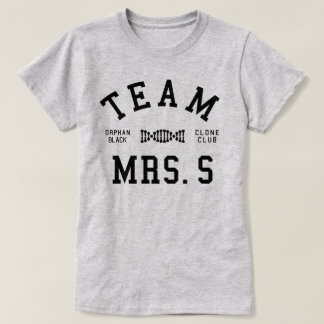 Orphan Black Team Mrs S T-Shirt