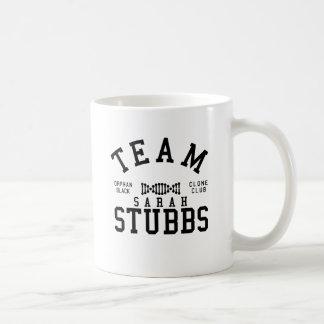 Orphan Black Team Sarah Stubbs Coffee Mug