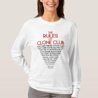 Orphan Black | The Rules of Clone Club T-Shirt