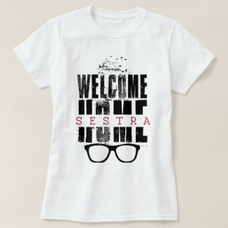 Orphan Black | Welcome Sestra Design T-Shirt