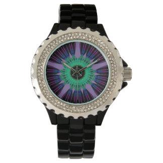 Orphan Eye Rhinestone watch of N.A.